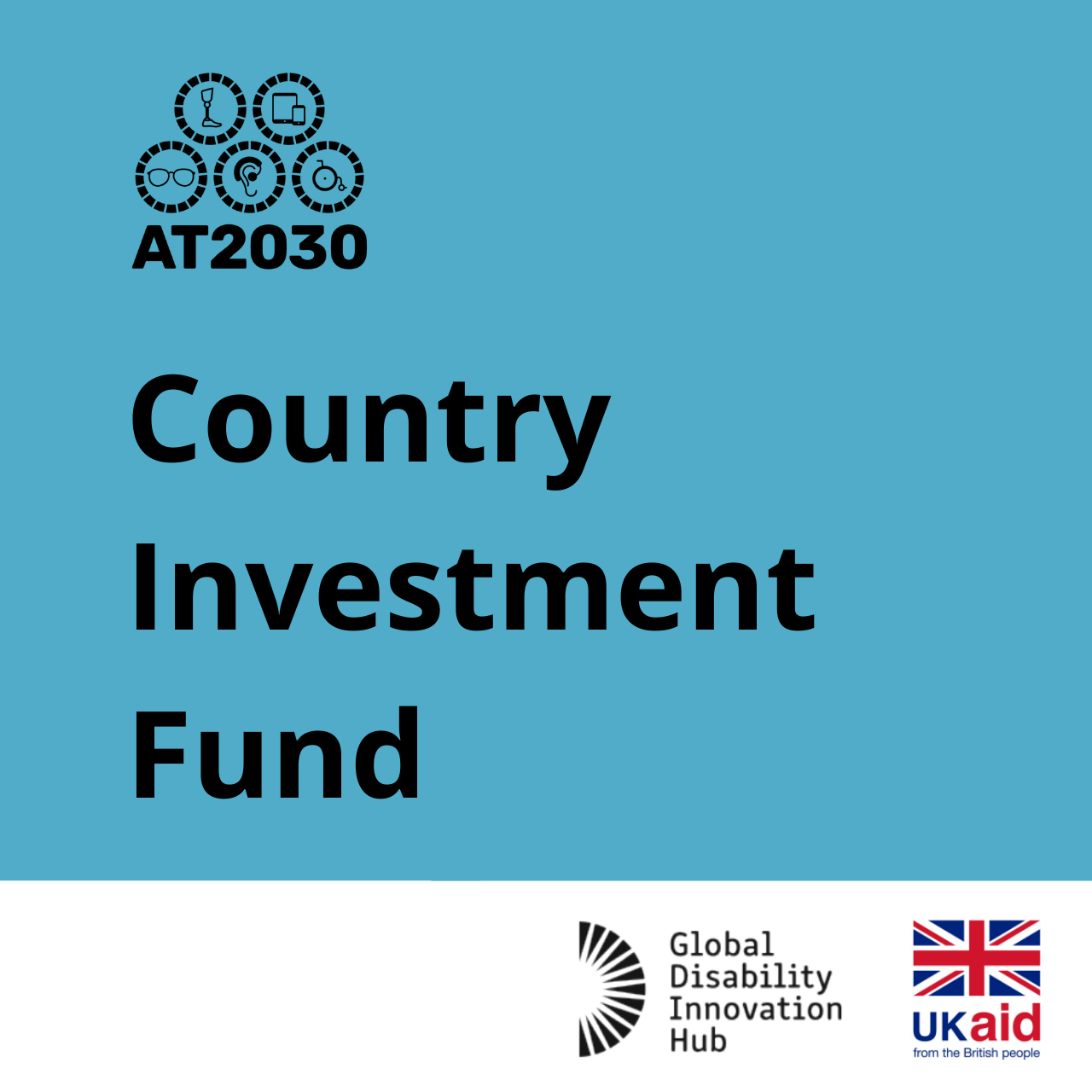 Country Investment Fund promo Cover Image