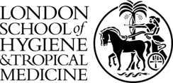 London School of Hygiene and Tropical Medicine (LSHTM) Logo