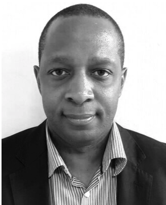 Headshot of Peter Otieno