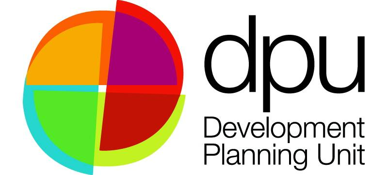 Development Planning Unit Logo